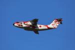 じゃりんこさんが、岐阜基地で撮影した航空自衛隊 C-1の航空フォト(写真)
