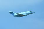 mojioさんが、那覇空港で撮影した航空自衛隊 U-125A(Hawker 800)の航空フォト(飛行機 写真・画像)