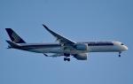 鉄バスさんが、羽田空港で撮影したシンガポール航空 A350-941XWBの航空フォト(写真)