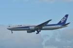 やまちゃんKさんが、那覇空港で撮影した全日空 767-381の航空フォト(写真)