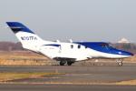 セブンさんが、新千歳空港で撮影したホンダ・エアクラフト・カンパニー HA-420の航空フォト(飛行機 写真・画像)