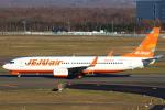 セブンさんが、新千歳空港で撮影したチェジュ航空 737-8JPの航空フォト(飛行機 写真・画像)