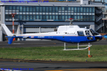 Chofu Spotter Ariaさんが、東京ヘリポートで撮影した東邦航空 AS350B Ecureuilの航空フォト(飛行機 写真・画像)