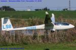 Chofu Spotter Ariaさんが、妻沼滑空場で撮影した日本大学グライダー部 - Nihon University Glider Club LS8-18の航空フォト(飛行機 写真・画像)