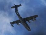 丸めがねさんが、厚木飛行場で撮影した海上自衛隊 US-2の航空フォト(写真)