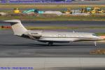 Chofu Spotter Ariaさんが、羽田空港で撮影したウィルミントン・トラスト・カンパニー G650ER (G-VI)の航空フォト(飛行機 写真・画像)