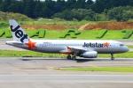 Kuuさんが、成田国際空港で撮影したジェットスター・ジャパン A320-232の航空フォト(飛行機 写真・画像)