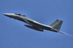 isiさんが、岐阜基地で撮影した航空自衛隊 F-15DJ Eagleの航空フォト(写真)