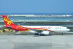mojioさんが、那覇空港で撮影した香港航空 A330-243の航空フォト(飛行機 写真・画像)