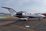 MOR1(新アカウント)さんが、岡南飛行場で撮影した岡山航空 510 Citation Mustangの航空フォト(写真)