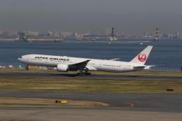チェリーさんが、羽田空港で撮影した日本航空 777-346/ERの航空フォト(飛行機 写真・画像)