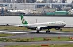 Dojalanaさんが、羽田空港で撮影したエバー航空 A330-302の航空フォト(飛行機 写真・画像)