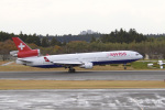 senyoさんが、成田国際空港で撮影したスイスインターナショナルエアラインズ MD-11の航空フォト(写真)