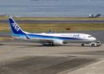 voyagerさんが、羽田空港で撮影した全日空 737-8ALの航空フォト(飛行機 写真・画像)