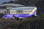 おみずさんが、福岡空港で撮影したフジドリームエアラインズ ERJ-170-200 (ERJ-175STD)の航空フォト(写真)