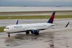 ハピネスさんが、中部国際空港で撮影したデルタ航空 767-3P6/ERの航空フォト(飛行機 写真・画像)