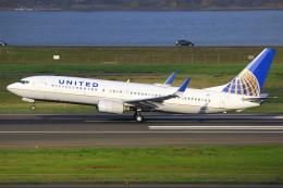 航空フォト:N11206 ユナイテッド航空 737-800