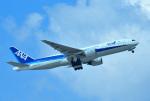 mojioさんが、那覇空港で撮影した全日空 777-281の航空フォト(写真)