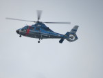 sp3混成軌道さんが、岡南飛行場で撮影した静岡県警察 AS365N1 Dauphin 2の航空フォト(写真)