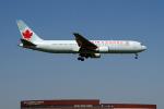 szkkjさんが、成田国際空港で撮影したエア・カナダ 767-375/ERの航空フォト(写真)