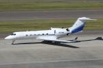 KAKOさんが、中部国際空港で撮影した不明 G-IVの航空フォト(写真)