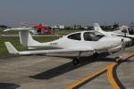MOR1(新アカウント)さんが、宇都宮飛行場で撮影したアルファーアビエィション DA40 NG Diamond Starの航空フォト(写真)