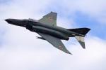 さかなやさんが、茨城空港で撮影した航空自衛隊 F-4EJ Phantom IIの航空フォト(写真)