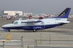 MOR1(新アカウント)さんが、名古屋飛行場で撮影した三菱重工業 MU-2B-36の航空フォト(写真)