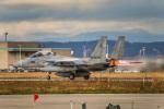 Cygnus00さんが、千歳基地で撮影した航空自衛隊 F-15DJ Eagleの航空フォト(写真)