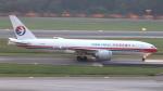 誘喜さんが、シンガポール・チャンギ国際空港で撮影した中国貨運航空 777-F6Nの航空フォト(写真)