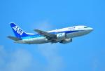 mojioさんが、那覇空港で撮影したANAウイングス 737-5L9の航空フォト(飛行機 写真・画像)