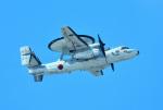 mojioさんが、那覇空港で撮影した航空自衛隊 E-2C Hawkeyeの航空フォト(飛行機 写真・画像)