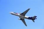 T.Sazenさんが、関西国際空港で撮影したフェデックス・エクスプレス MD-11Fの航空フォト(写真)