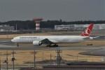 kumagorouさんが、成田国際空港で撮影したターキッシュ・エアラインズ 777-3F2/ERの航空フォト(写真)