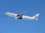 T_pontaさんが、新千歳空港で撮影した日本航空 777-289の航空フォト(写真)