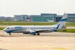 xingyeさんが、ワルシャワ・フレデリック・ショパン空港で撮影したエンターエア 737-8ASの航空フォト(写真)