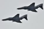 リョウさんが、茨城空港で撮影した航空自衛隊 F-4EJ Kai Phantom IIの航空フォト(写真)