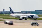 xingyeさんが、ワルシャワ・フレデリック・ショパン空港で撮影したLOTポーランド航空 787-8 Dreamlinerの航空フォト(写真)