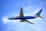 T.Sazenさんが、関西国際空港で撮影した厦門航空 737-85Cの航空フォト(飛行機 写真・画像)