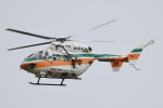 Redpepperさんが、静岡空港で撮影した静岡県消防防災航空隊 BK117C-1の航空フォト(写真)