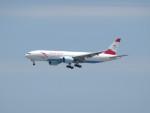 T_pontaさんが、成田国際空港で撮影したオーストリア航空 777-2Z9/ERの航空フォト(写真)