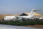 BTYUTAさんが、クウェート国際空港で撮影したクウェート空軍 C-17A Globemaster IIIの航空フォト(写真)