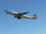 南国の防人さんが、アントニオ・B・ウォン・パット国際空港で撮影した日本航空 747-346の航空フォト(写真)