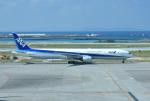 mojioさんが、那覇空港で撮影した全日空 777-381の航空フォト(写真)