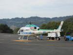 kamonhasiさんが、静岡ヘリポートで撮影した中日本航空 AS355Nの航空フォト(写真)