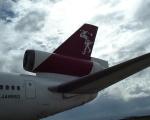 南国の防人さんが、福岡空港で撮影したハーレクィンエア DC-10-30の航空フォト(写真)