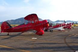 グリスさんが、岡南飛行場で撮影した日本個人所有 YMF-F5Cの航空フォト(飛行機 写真・画像)