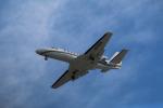 Wasawasa-isaoさんが、守山駐屯地で撮影した中日本航空 560 Citation Vの航空フォト(飛行機 写真・画像)