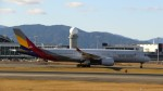 westtowerさんが、福岡空港で撮影したアシアナ航空 A350-941XWBの航空フォト(写真)