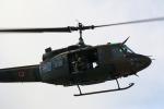 Wasawasa-isaoさんが、守山駐屯地で撮影した陸上自衛隊 UH-1Jの航空フォト(写真)